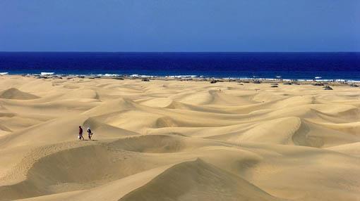 Maspalomas, Gran Canaria, Canary Islands