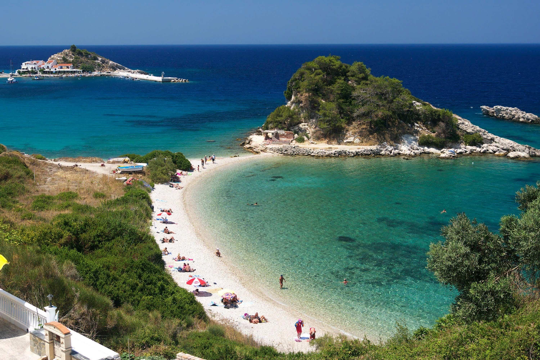 Samos vacanza tra spiagge e natura