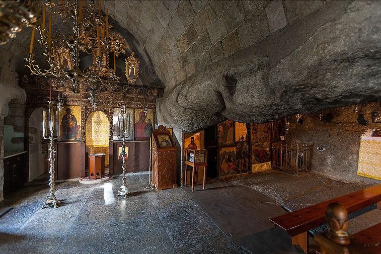 patmos grotta