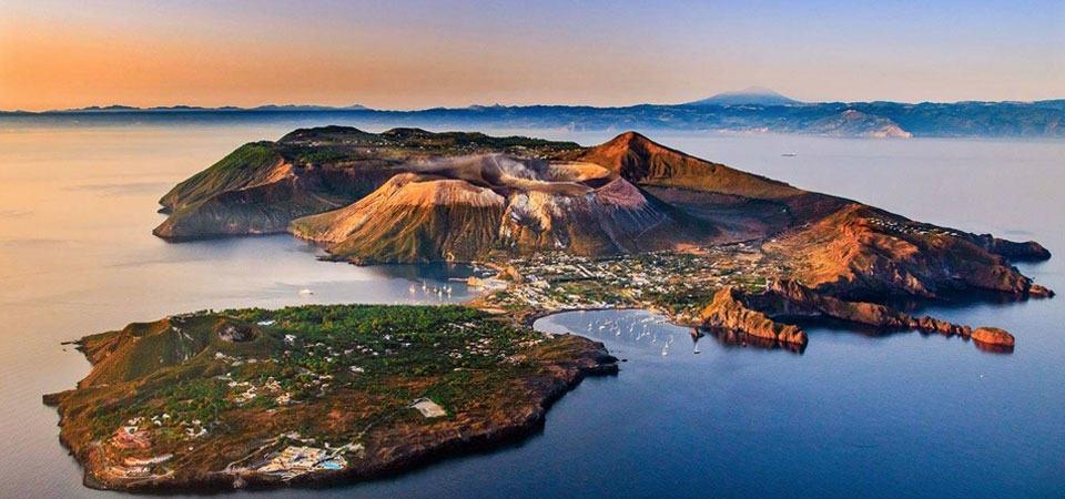 Vulcano vacanza sull'isola del mito