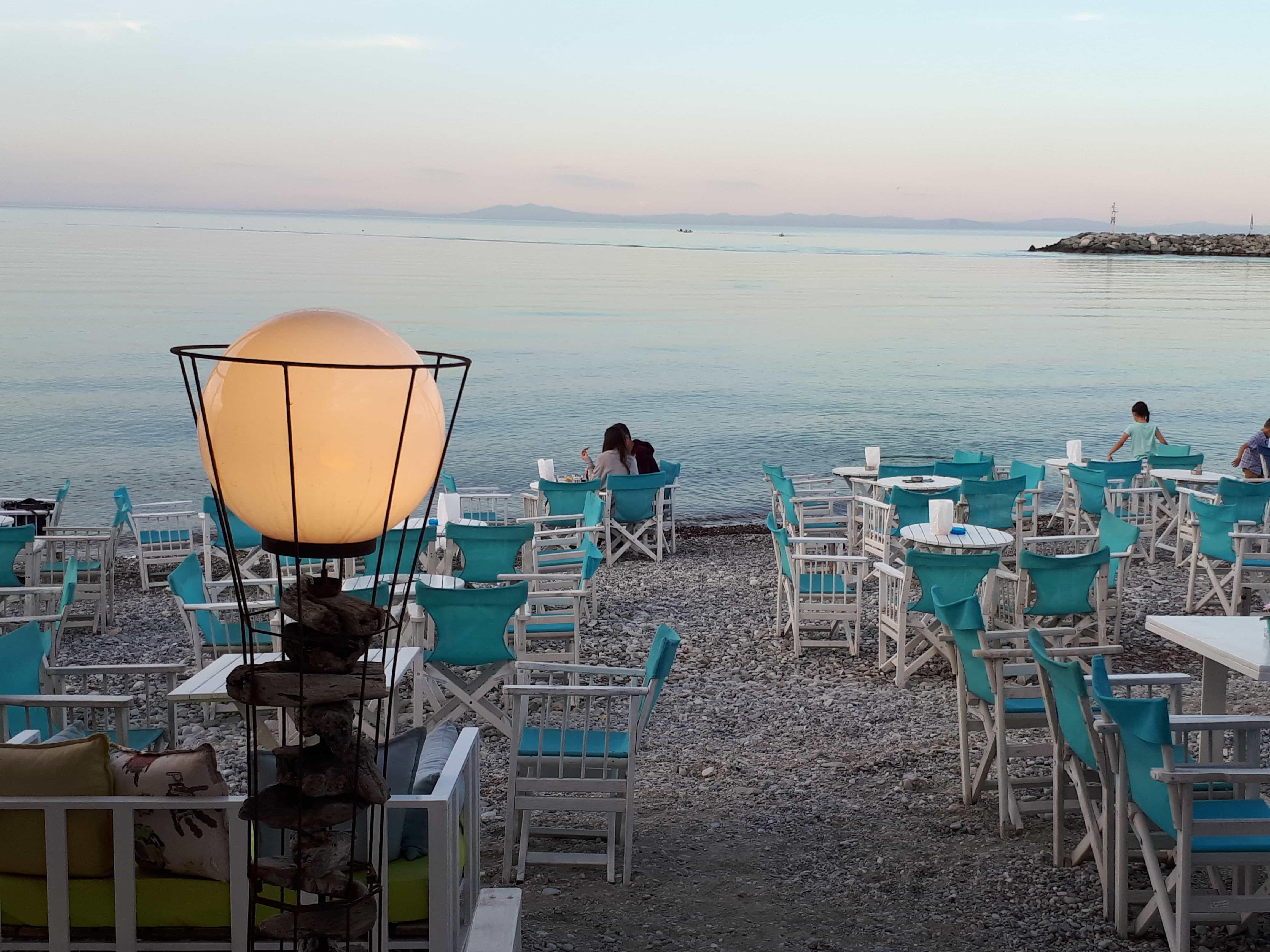 Olympus Riviera tra mare e natura selvaggia