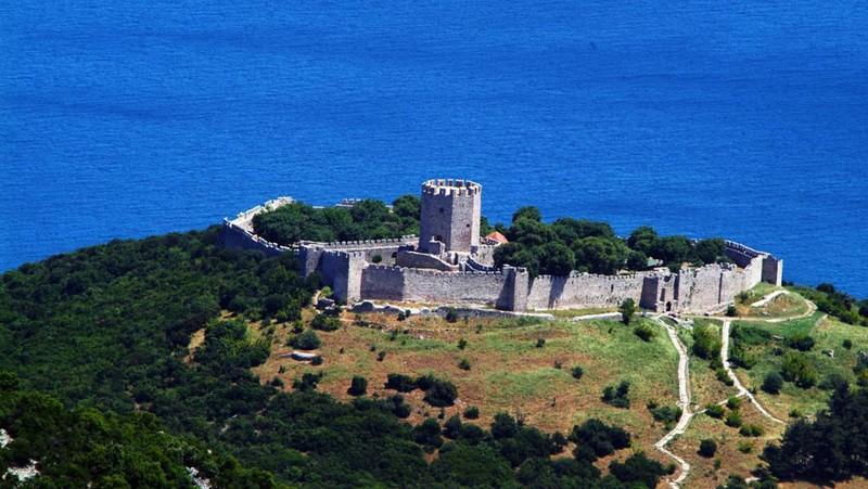 castello di platamonas