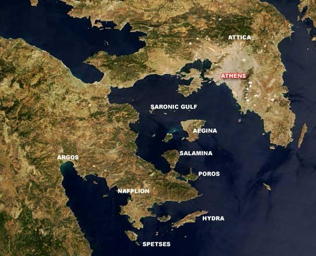 hydra mappa