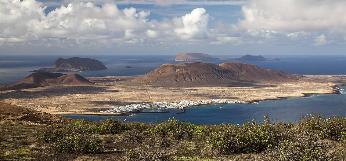 Isola La Graciosa, il paradiso naturale delle Canarie