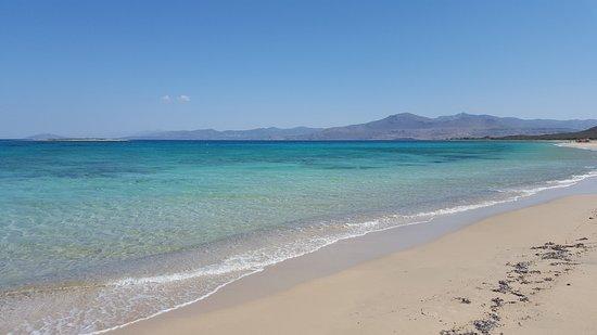 spiaggia di panagia