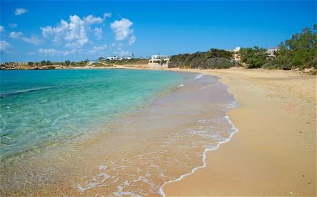 spiaggia di Koufonissia