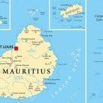 mappa mauritios