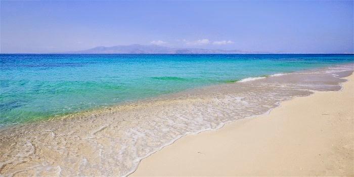 spiaggia -Agios-Prokopios