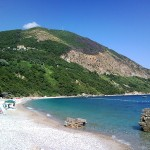 spiaggia montenegro