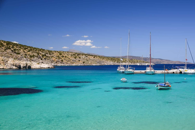 Tour Cicladi Mykonos, Naxos, Iraklia.